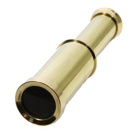 Full Brass Telescope