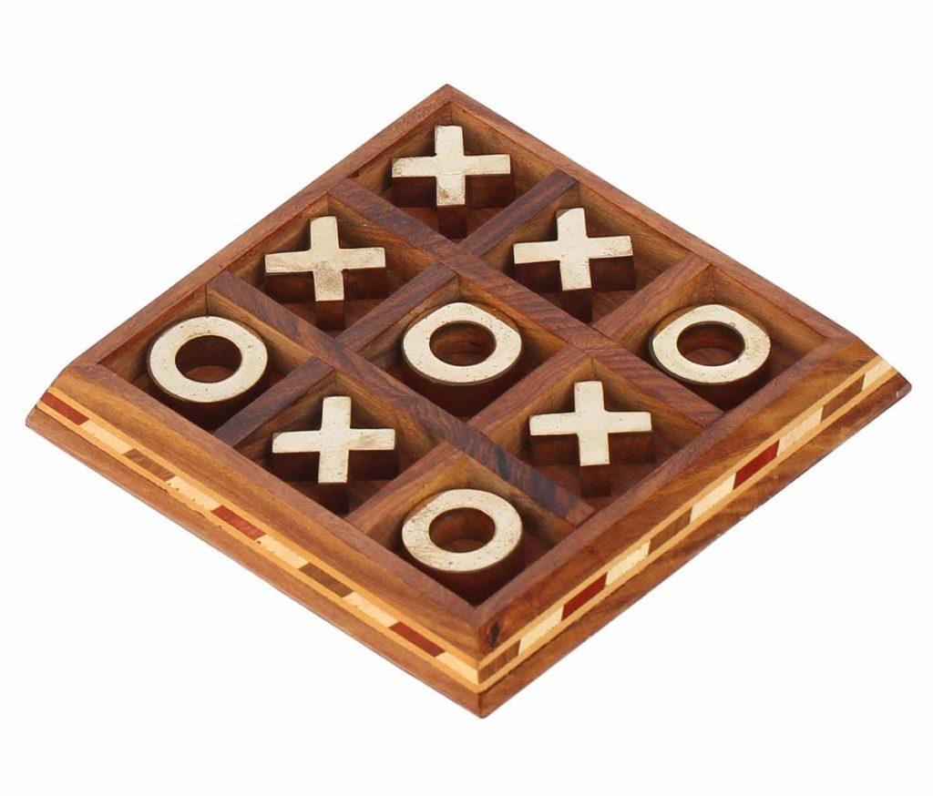 wooden cut games