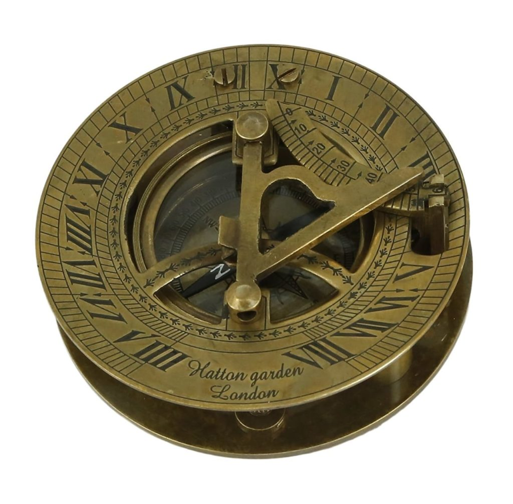 EXCLUSIVE NAUTICAL COMPASS