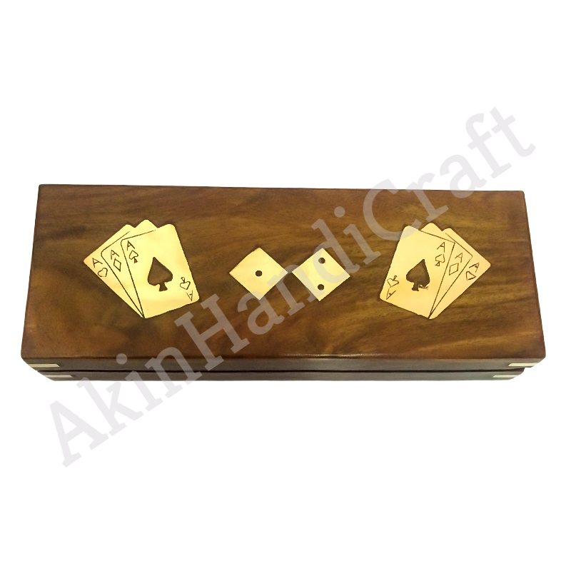 double card dice game