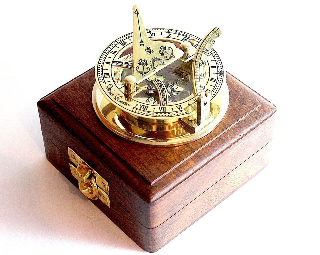 compass from akin handicraft