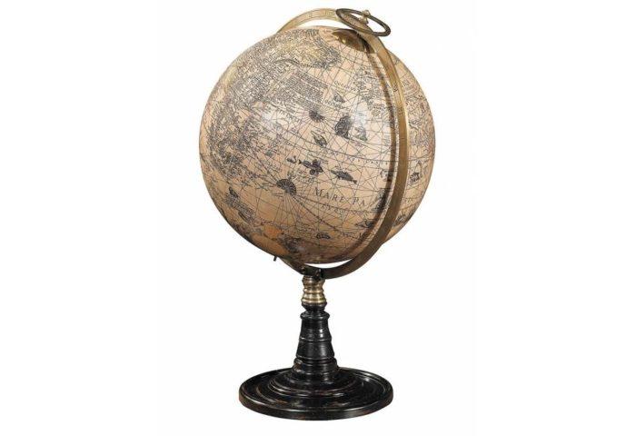 World Globe Home Decor