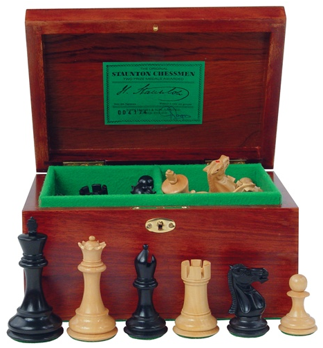 chess with box