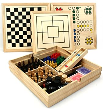 WOODEN GAMES AND ITS BENEFITS