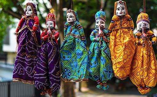 Handicrafts of North India 2020