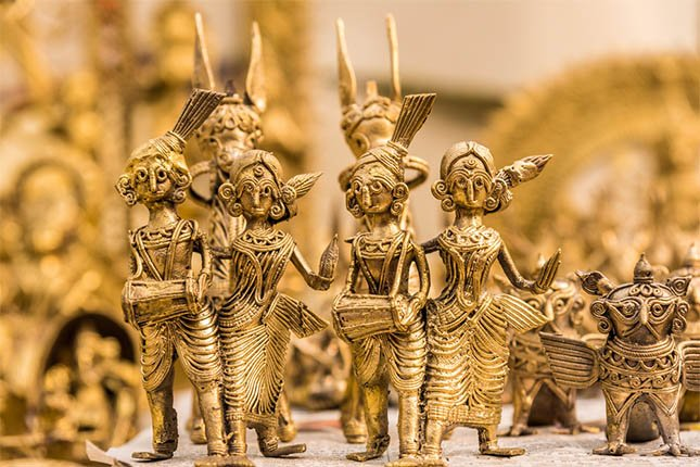 Indian handicrafts: We craft your imagination
