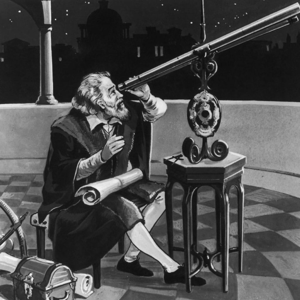 Telescope invention