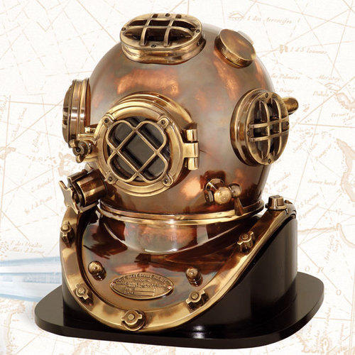 Nautical Diving Helmet: History and Invention