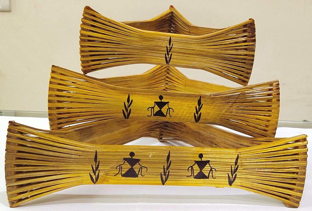 bamboo handicraft